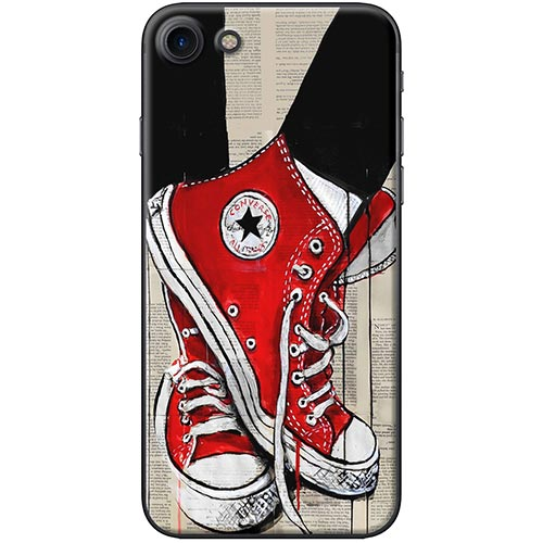 Ốp Lưng Hình Giầy Đỏ Dành Cho iPhone 7  8
