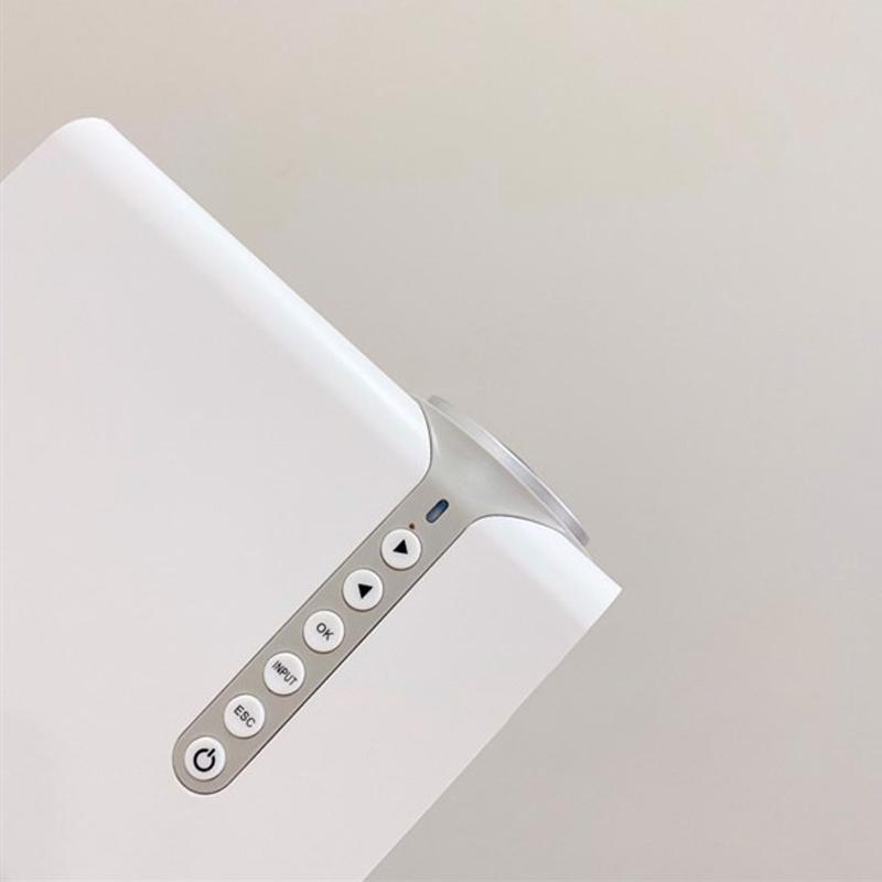 Máy Chiếu Mini Thông Minh LED HD YG530 Kết Nối Wifi - Hàng Nhập Khẩu - Giao Màu Ngẫu Nhiên