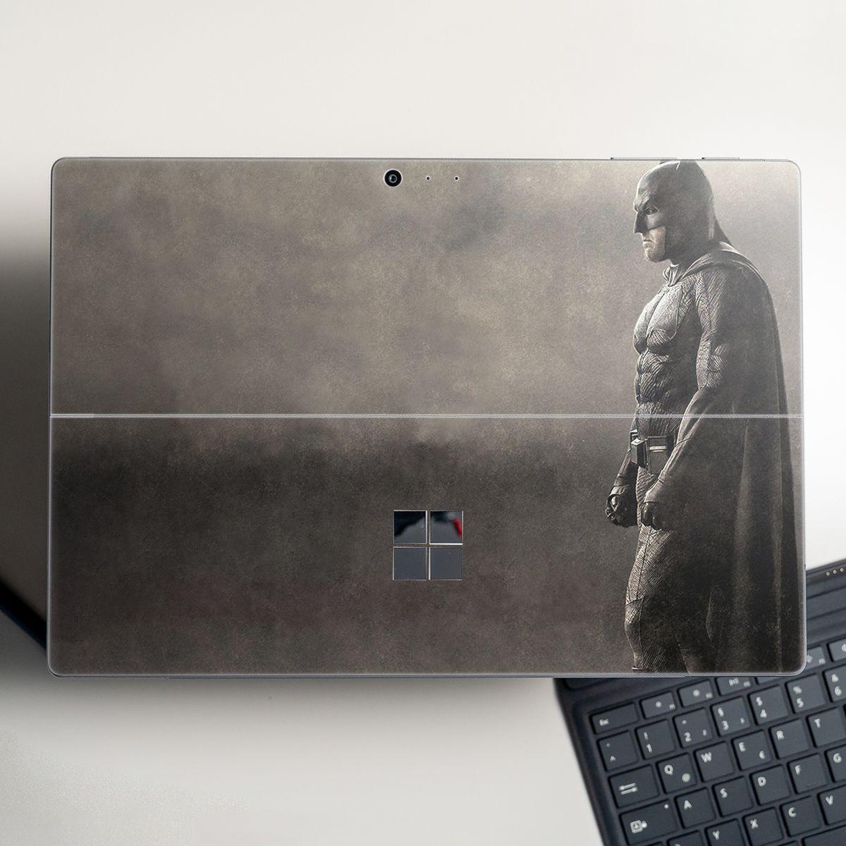 Skin dán hình Batman x03 cho Surface Go, Pro 2, Pro 3, Pro 4, Pro 5, Pro 6, Pro 7, Pro X