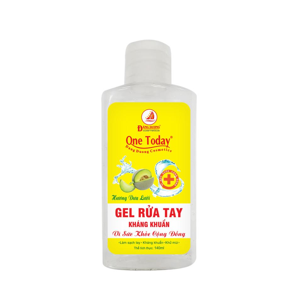 Gel rửa tay kháng khuẩn One Today 140ml
