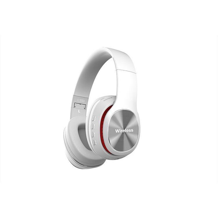 Tai Nghe Chống Ồn ️️ Tai Nghe Chụp Tai Âm Thanh Sống Động - Tai Nghe Bluetooth L350 Lọc Tạp Âm, Giảm Tiếng Ồn
