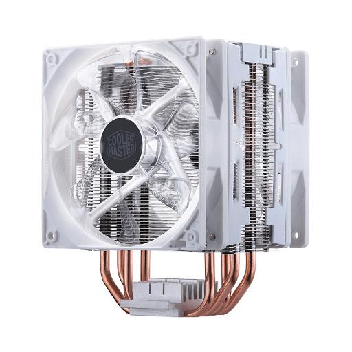 Tản nhiệt khí Cooler Master Hyper 212 LED Turbo White Edition - Hàng Chính Hãng