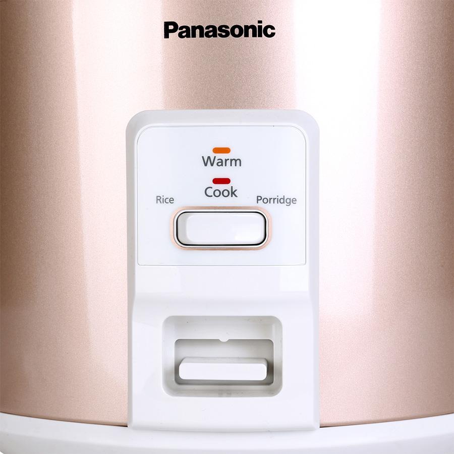 Nồi cơm điện nắp gài Panasonic PANC-SR-MVP187NRA (1.8L) - Hàng Chính Hãng