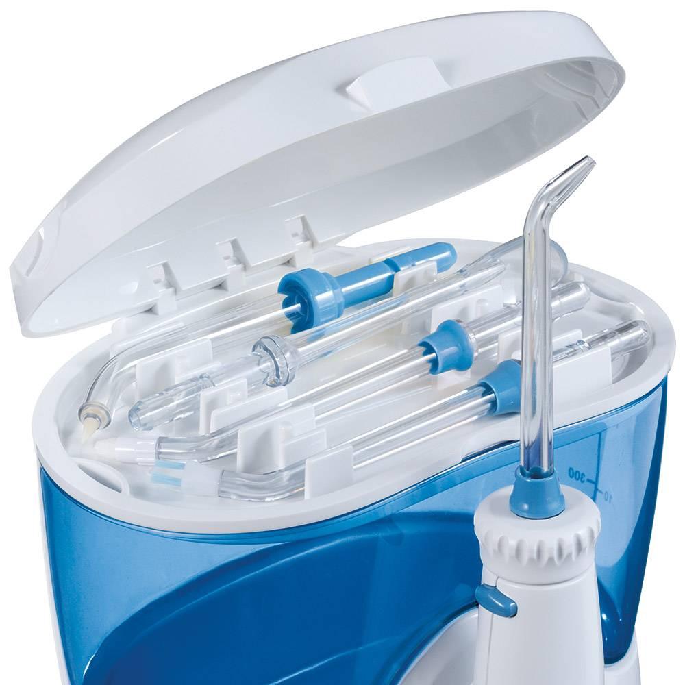 Máy tăm nước Waterpik Ultra WP-100 + Tặng đầu tăm vệ sinh lưỡi