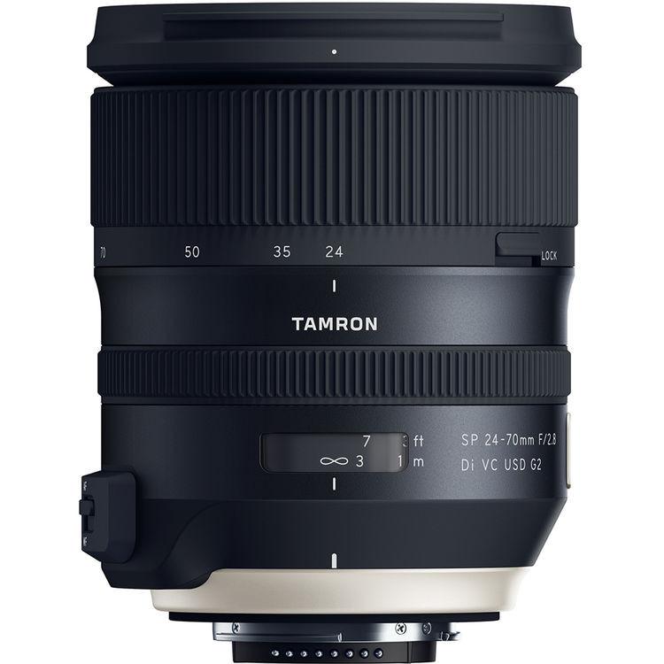 Tamron 24-70mm f/2.8 Di VC USD G2 for Nikon F 2