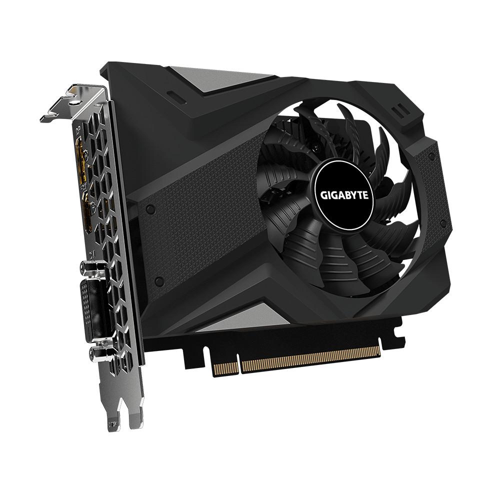 Card đồ họa VGA Gigabyte GeForce GTX 1650 D6 4G GDDR6 128 bit - Hàng Chính Hãng