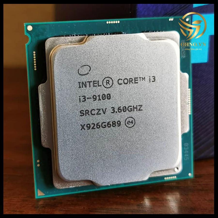 CPU Tray Desktop Intel Core I3 Socket 1151 Bộ Vi Xử Lý Trung Tâm Intel Máy Tính PC -hàng chính hãng