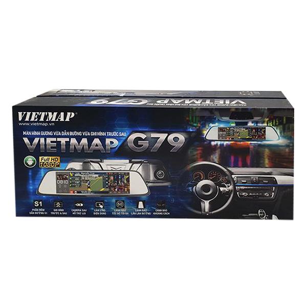 Camera hành trình Vietmap G79 - Hàng nhập khẩu