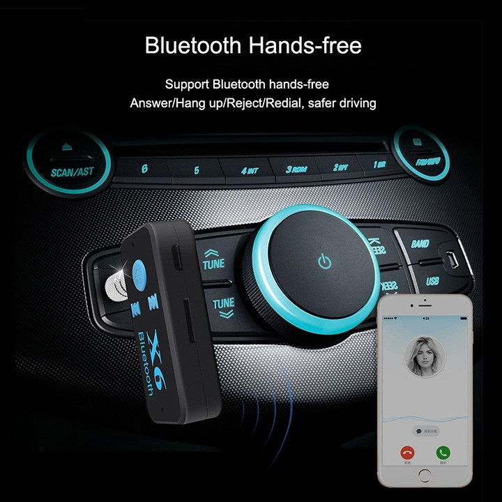 Bluetooth x6 NS 6307