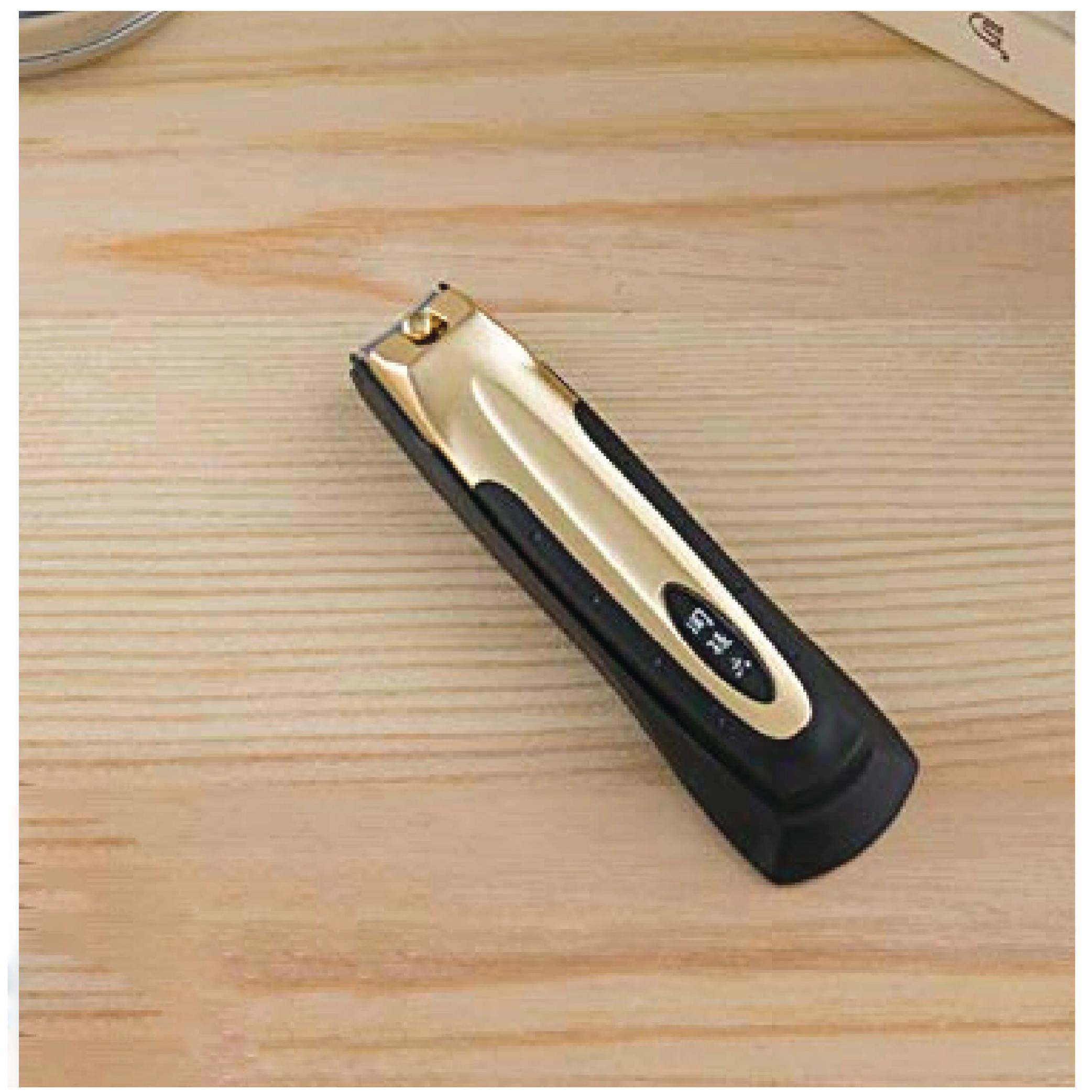 Bấm móng tay cao cấp Nhật KAI Seki Magoroku (Mạ vàng) HC1843