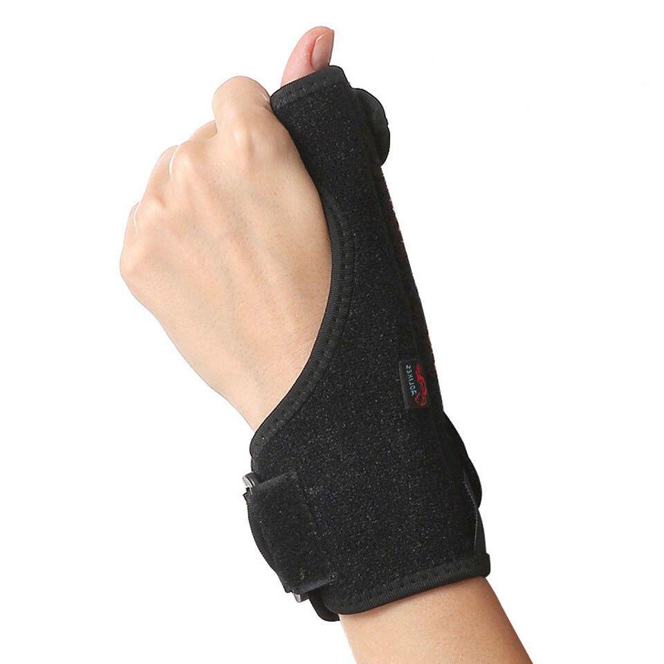 Nẹp Khớp Ngón Tay Cái Hỗ Trợ Khi Bị Bong Gân Ngón Tay Bảo Vệ Cổ Tay Sport Wrist Protector AOLIKES YE-1677