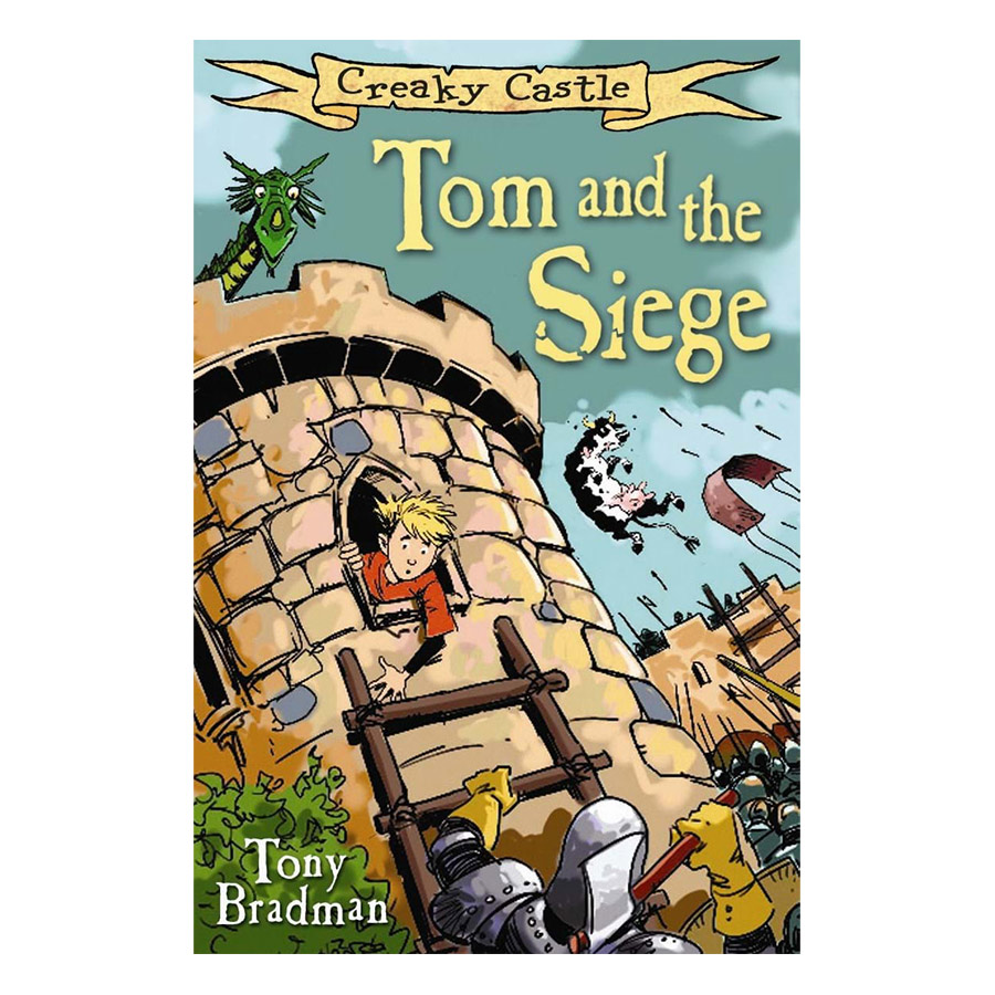 Usborne Young Fiction Creaky Castle: Tom And The Siege
