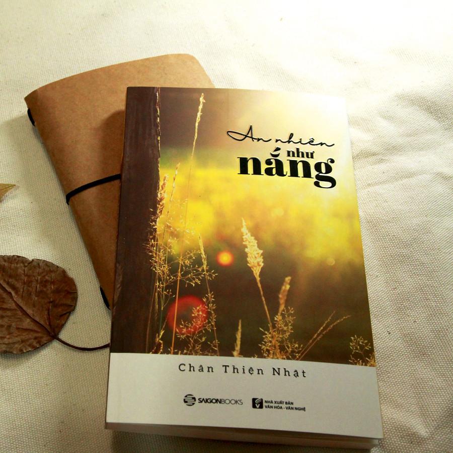 Combo 3 cuốn: Từng Bước Nở Hoa Sen + Thả Trôi Phiền Muộn (Tái Bản 2019) + An Nhiên Như Nắng