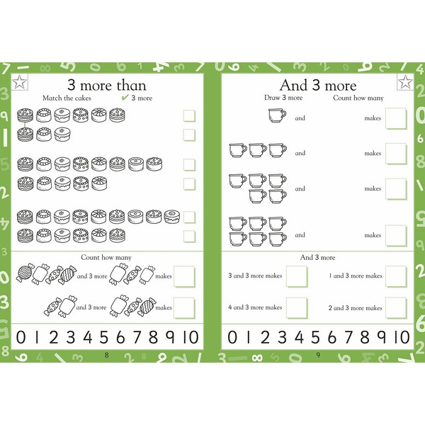 Adding And Taking Away Preschool Ages 3-5