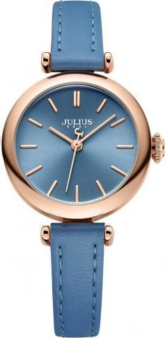 Đồng Hồ Nữ Julius JA 1018 - Xanh Dương
