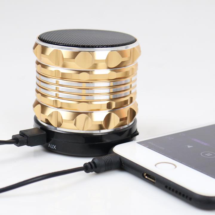 Loa bluetooth mini MS14G - hỗ trợ nghe nhạc thẻ nhớ