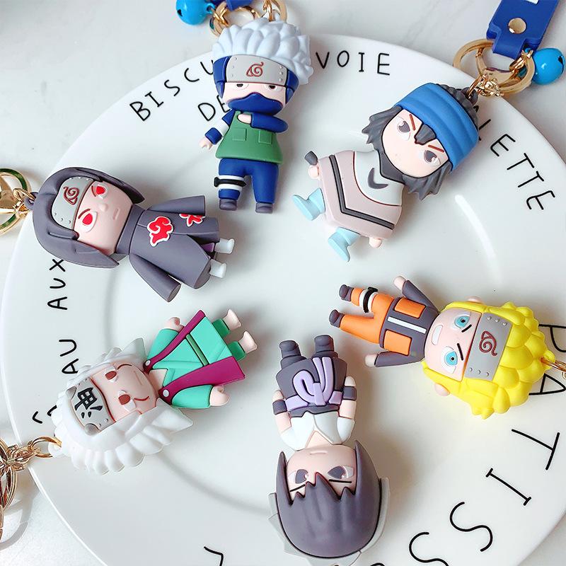 Móc khóa Naruto và các nhân vật trong anime Naruto
