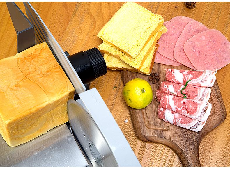 Dao cắt thịt đông lạnh - Máy Cắt Thịt