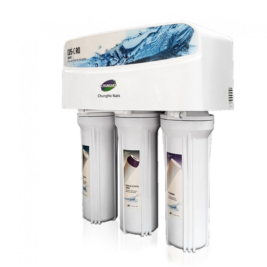 Máy lọc nước đặt dưới bồn rửa Chungho CU5-C RO CLASSIC - Hàng chính hãng