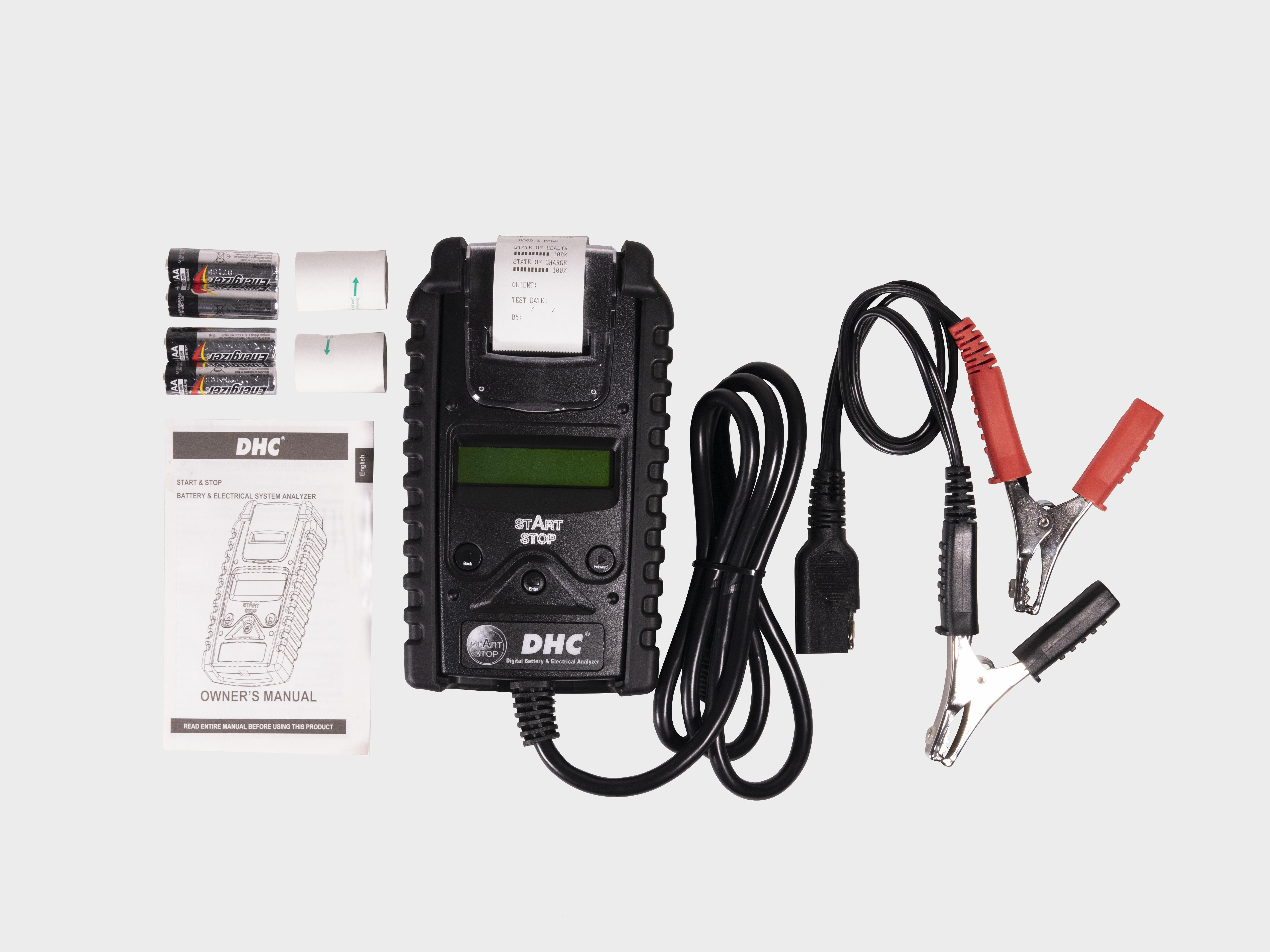 Máy kiểm tra ắc quy Ô TÔ DHC BT521