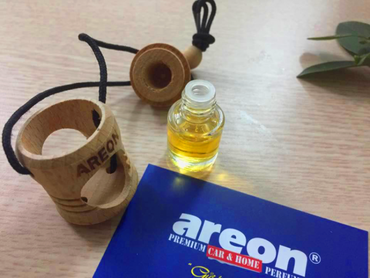 Tinh dầu treo Areon ảnh 1