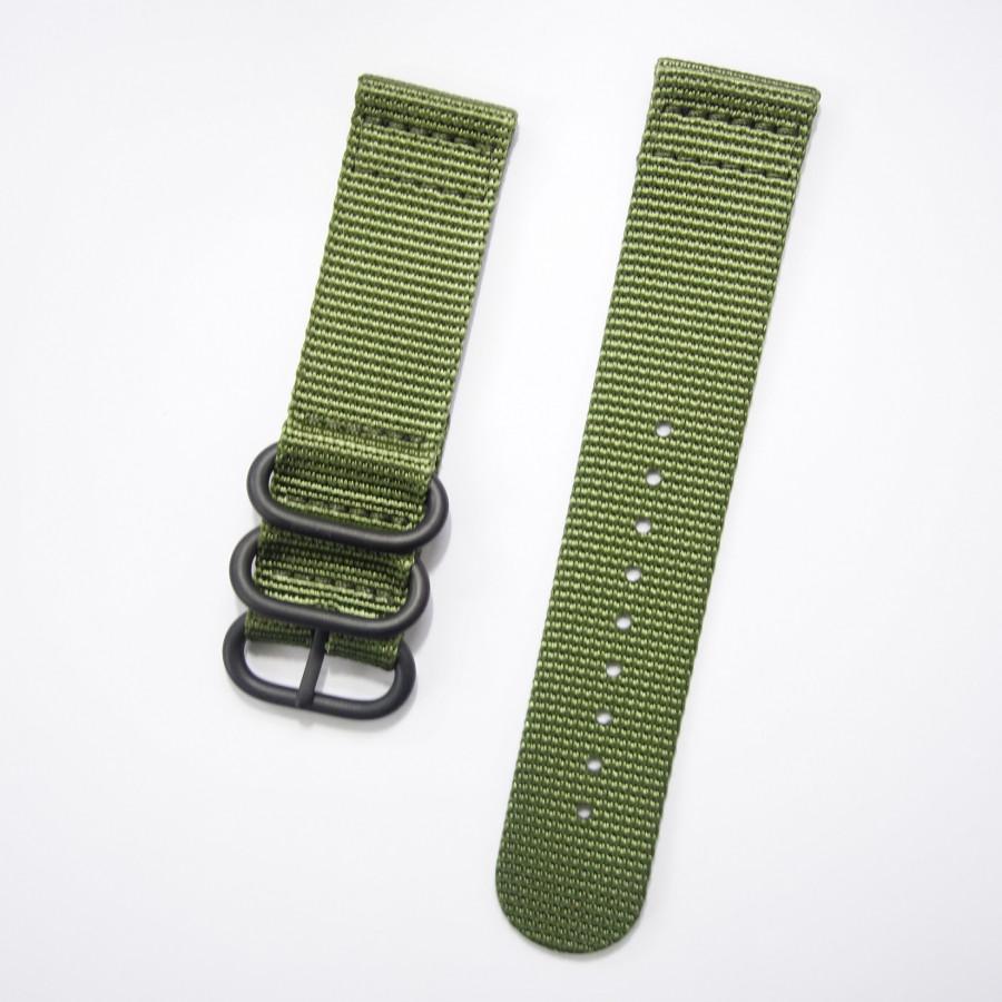 Dây Vải Nylon Size 20 Xanh Navy cho Galaxy Watch