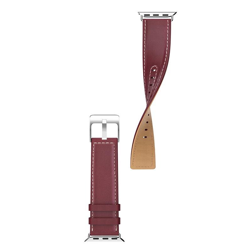 Dây đeo da Hoco dành cho Apple iWatch 44mm Series 4 - Hàng chính hãng