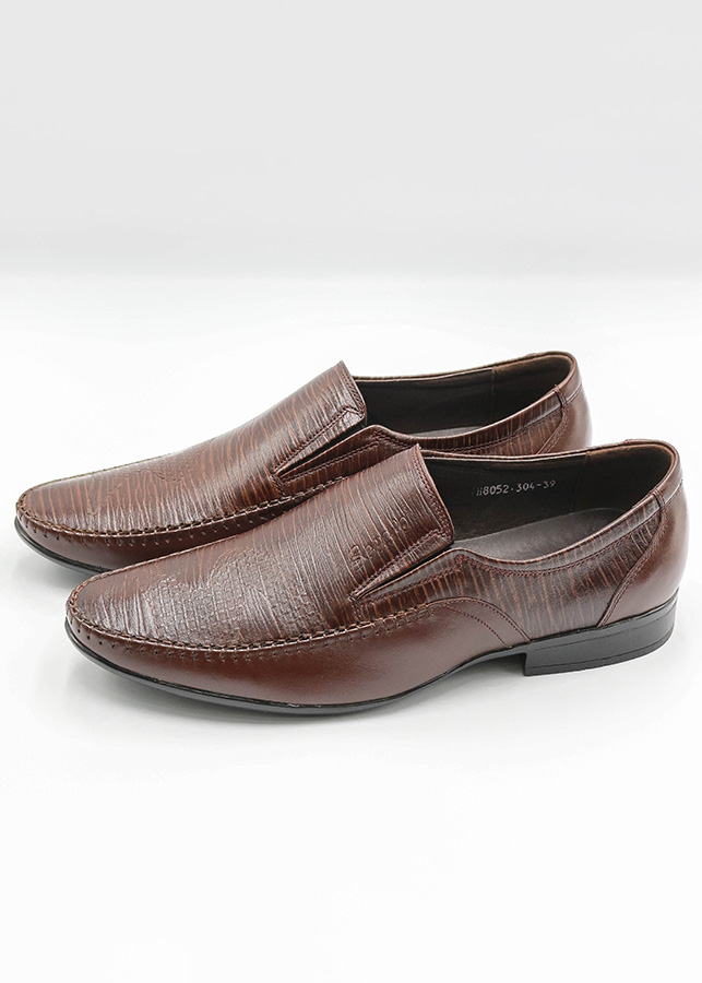 Giày Tây nam da bò cao cấp - 5VTU005 - SMG Shoes