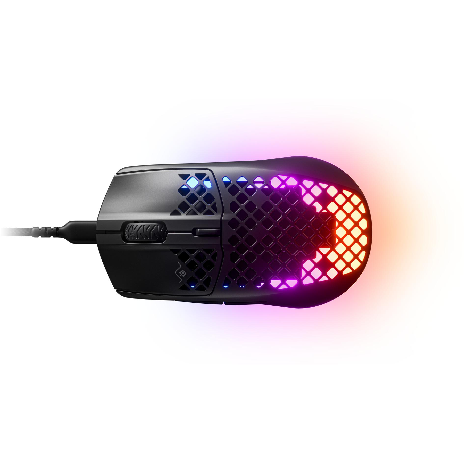 Chuột gaming Steelseries Aerox 3 - Hàng chính hãng
