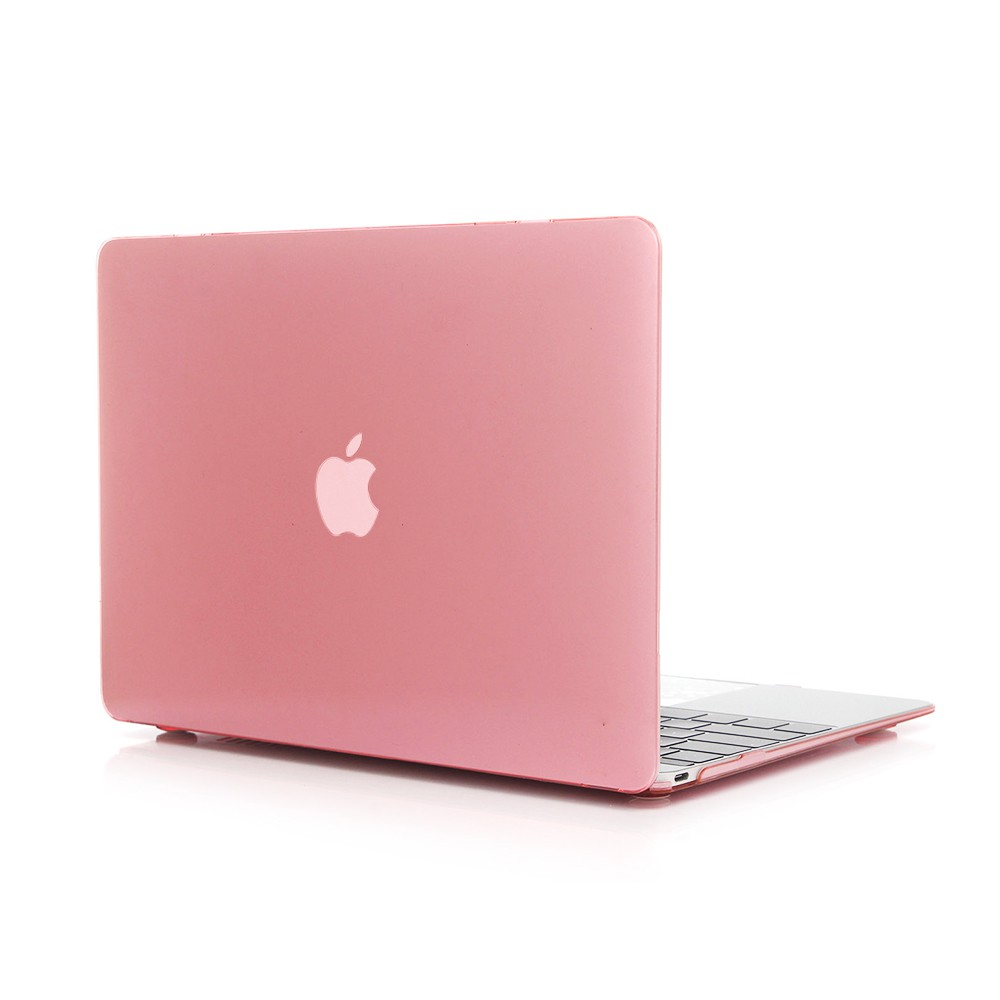 Ốp lưng bảo vệ cho Macbook màu Hồng nhạt