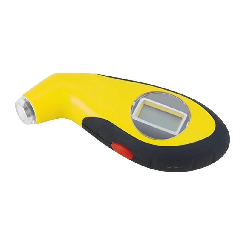 Đồng hồ đo áp suất lốp xe điện tử Tienich168 TI18 (Vàng)