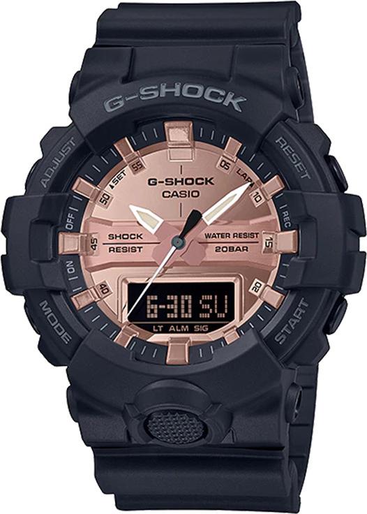 Đồng hồ Casio Nam G-SHOCK GA-800MMC-1ADR