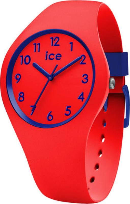 Đồng Hồ Trẻ Em Dây Cao Su ICE 014429 - Đỏ (34mm)