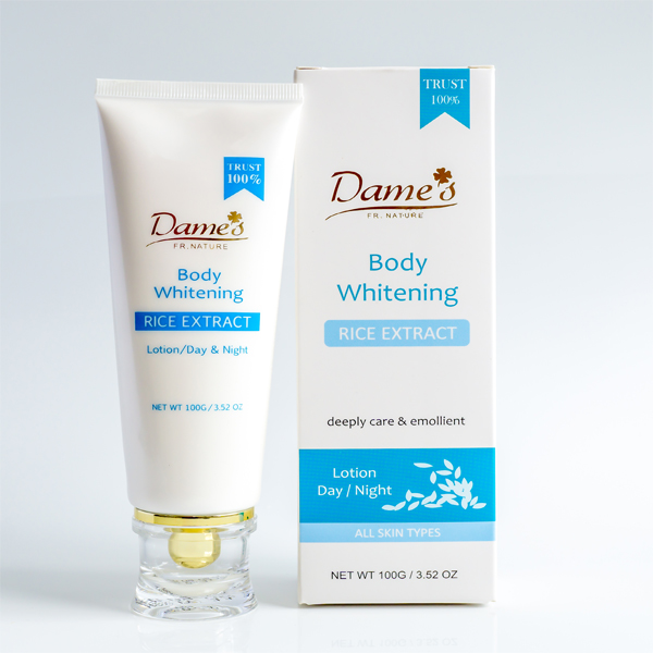 Dưỡng thể Make up Body Whitening