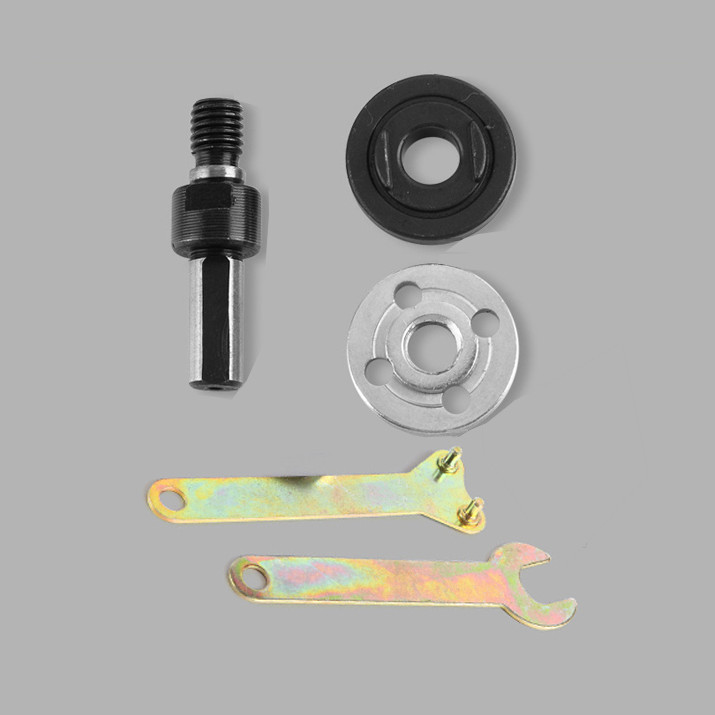 Phụ kiện chuyển đổi máy khoan thành máy cắt, máy cưa, máy mài M1 - Bộ M1 trục 10mm