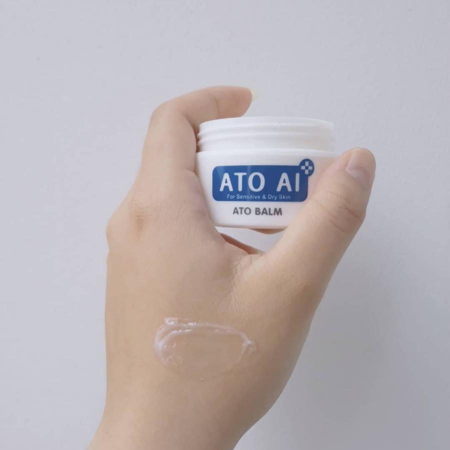 Sáp dưỡng tay chân chiết xuất thiên nhiên ATO AI 29g