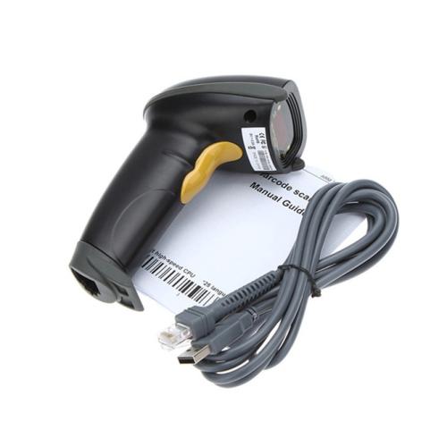 Máy đọc mã vạch - Thiết bị bắn mã vạch YHD -8100 có dây sử dụng nhanh chóng, hiệu quả
