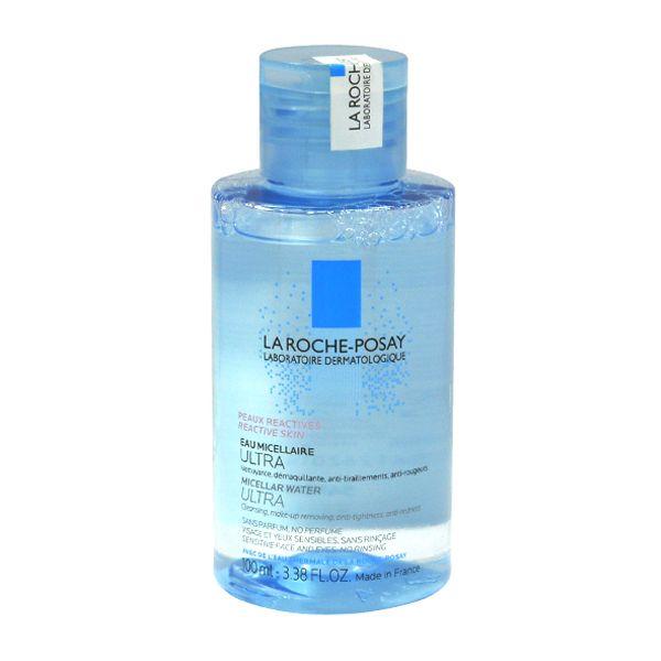 La Roche-Posay - Nước Tẩy Trang Và Làm Sạch Sâu Cho Da Rất Nhạy Cảm Micellar Water Ultra Reactive Skin 100ml