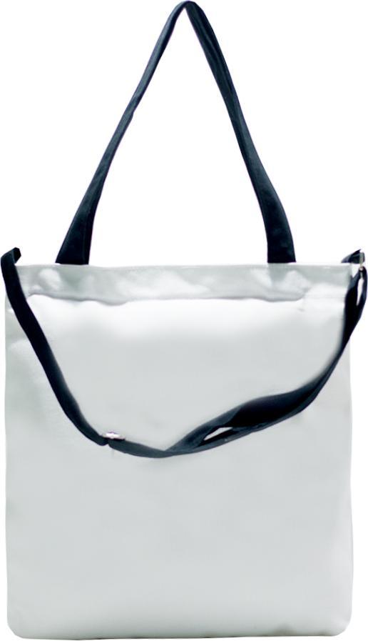 Túi Vải Đeo Chéo Tote Bag Living Nắp Nhọn XinhStore