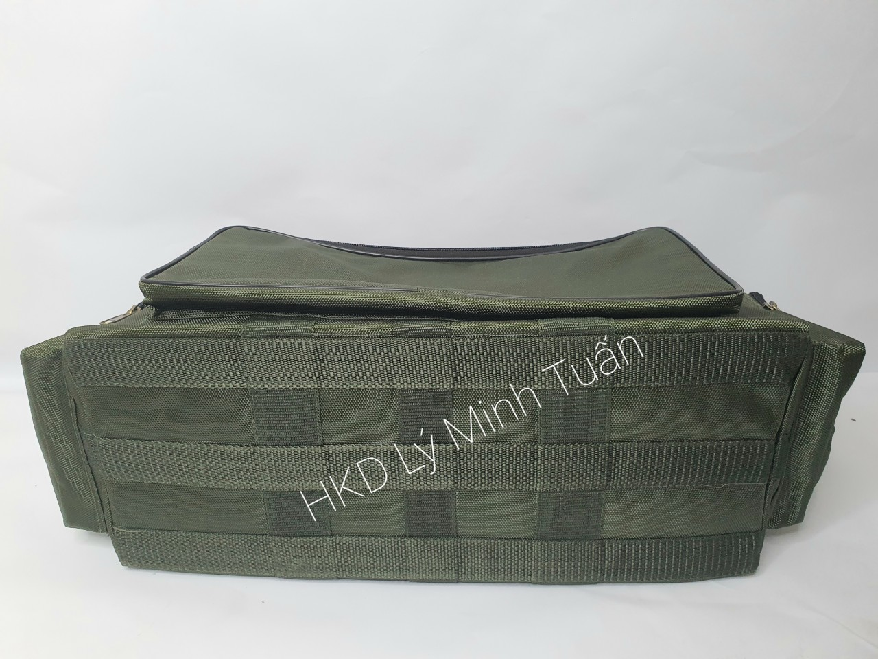 Túi đựng đồ nghề 20 inch cao cấp xanh lính