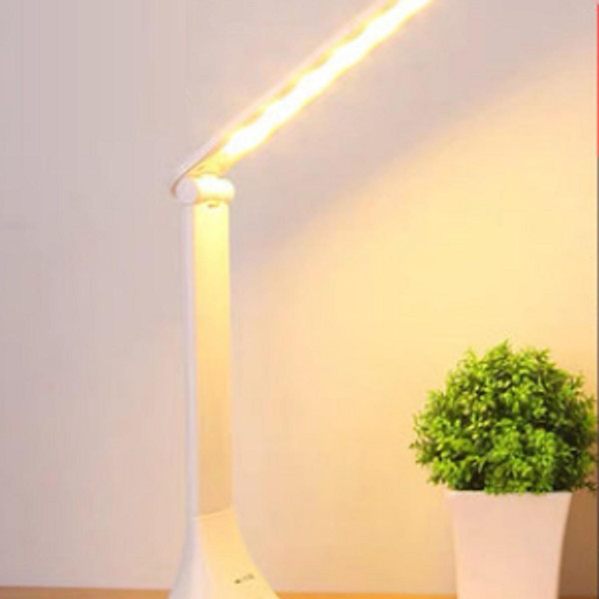 Đèn LED học sinh chống cận - đèn bàn học - đèn bàn làm việc - đèn học cảm  biến nhiều chế độ ánh sáng phù hợp với mắt - Đèn đọc