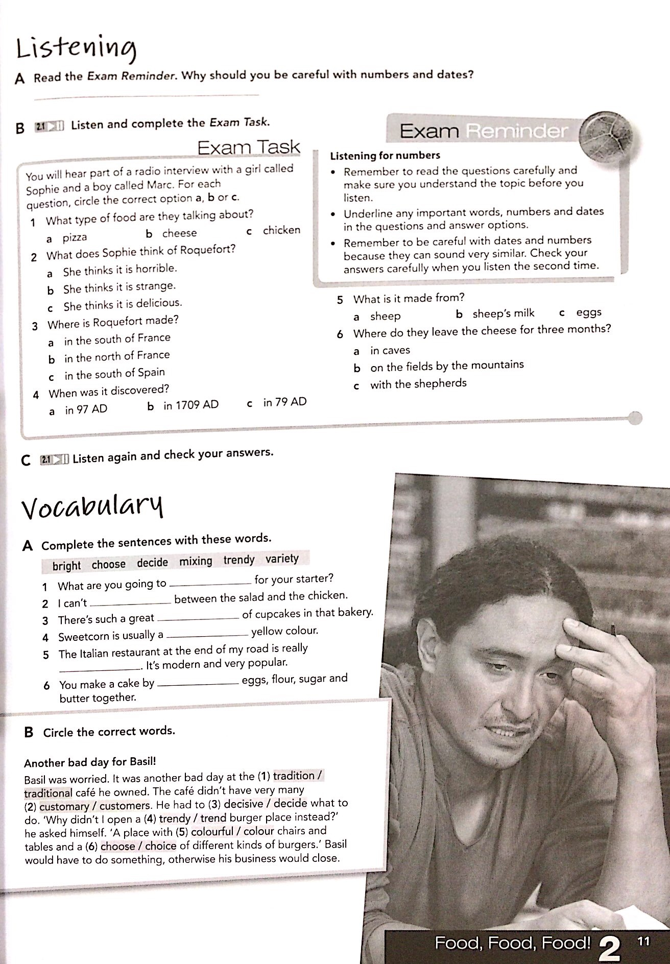 Close-Up B1 Workbook