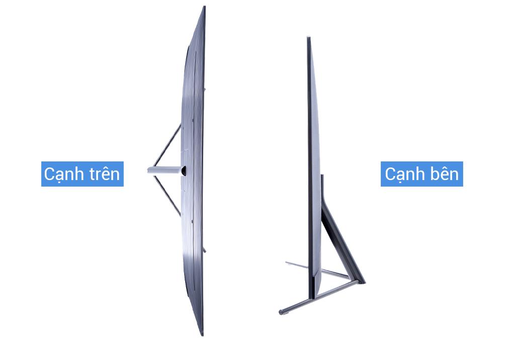Smart Tivi Màn Hình Phẳng 4K QLED Samsung 49 inch QA49Q7FAMKXXV - Hàng Chính Hãng