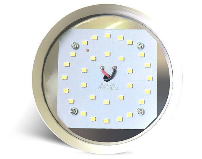 Bộ 8 bóng đèn led búp trụ 13w kín nước siêu sáng