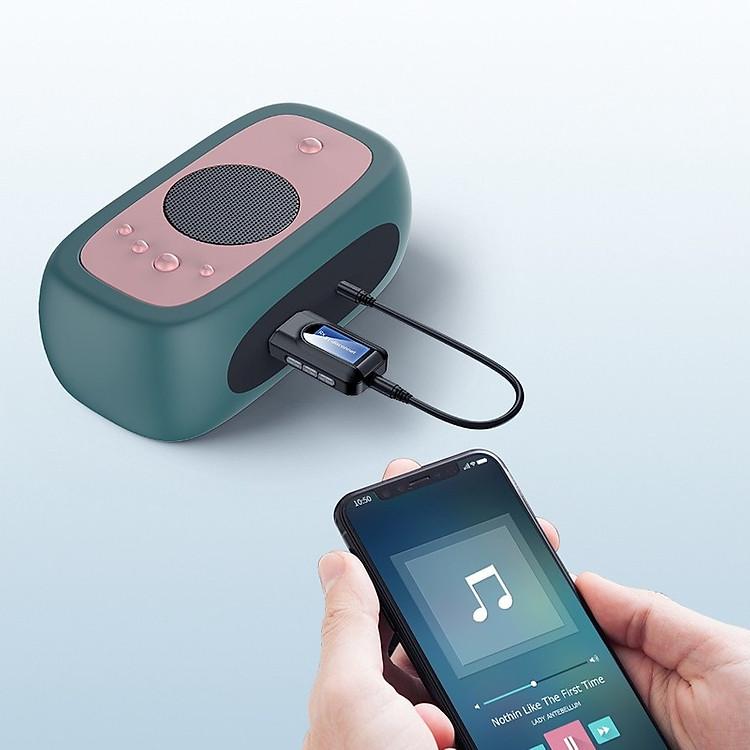 USB Thu Phát Không Dây Bluetooth 5.0 BT-2IN1
