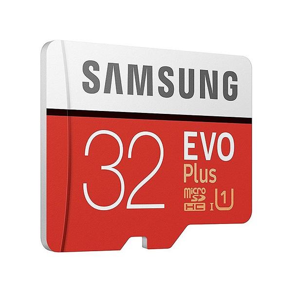 Thẻ Nhớ Micro SD Samsung Evo Plus U1 32GB Class 10 - 95MB/s - Hàng Chính Hãng
