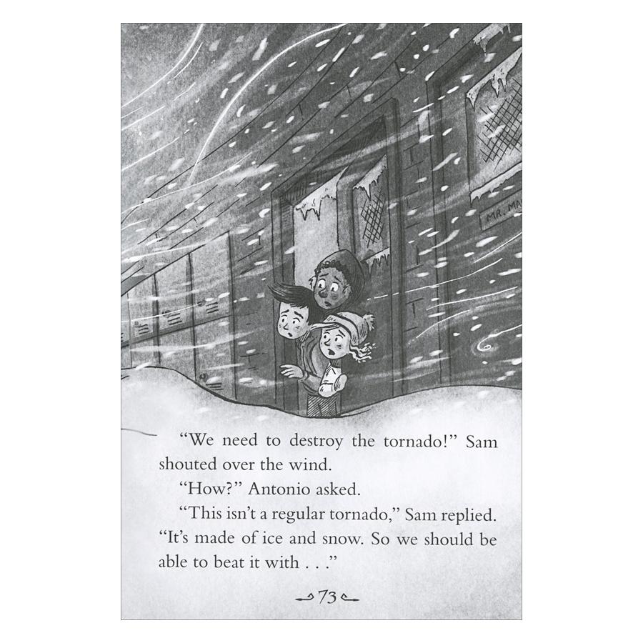 Eerie Elementary #5: School Freezes Over!