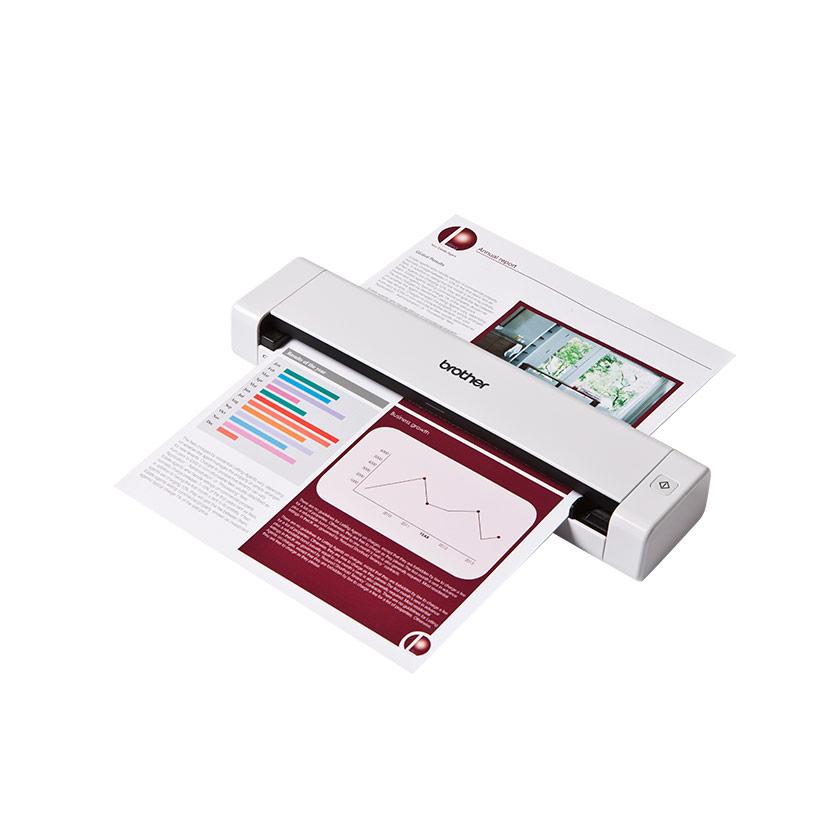 Máy scan Brother DS-720D - Hàng chính hãng