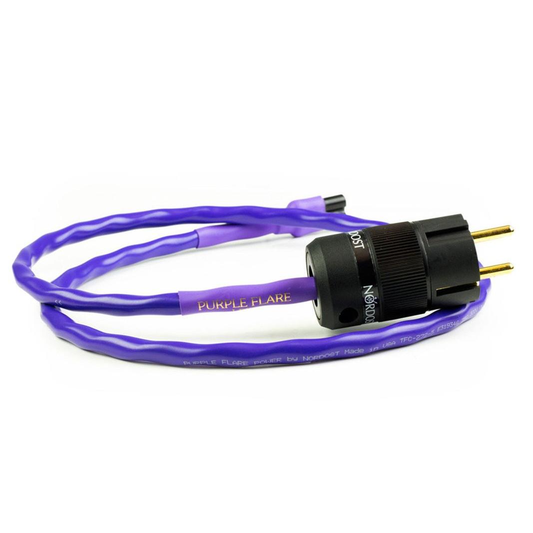 Dây nguồn Nordost Purple Flare (2m) hàng chính hãng new 100%