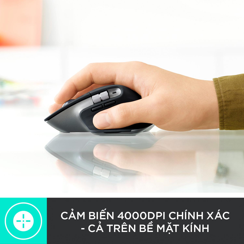 Chuột không dây bluetooth Logitech MX Master 3 For Mac - Hàng Chính Hãng |  Tiki